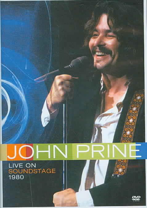 SOUNDSTAGE:JOHN PRINE BY PRINE,JOHN (DVD)